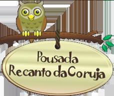Logo Pousada Recanto da Coruja